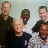 Jim and the guys at Help for Haiti